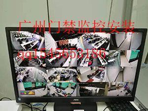 海康威视16路视频监控系统